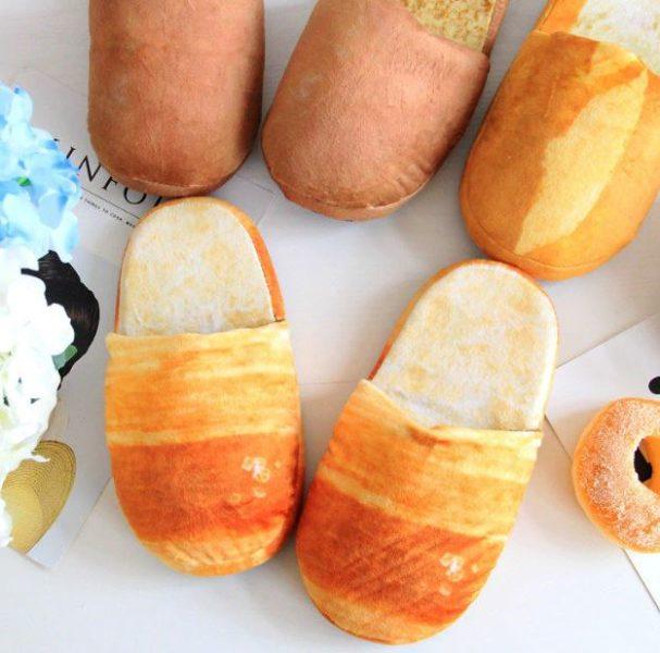 Brot-Hausschuhe Modelle