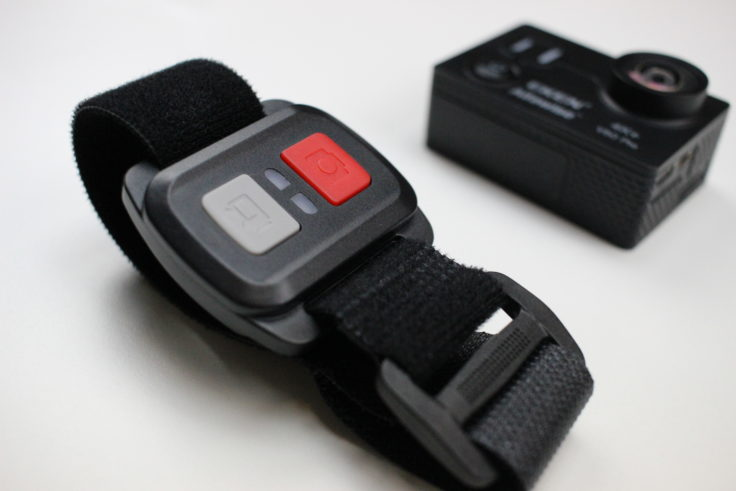 EKEN Alfawise V50 Actioncam Bluetooth Fernsteuerung