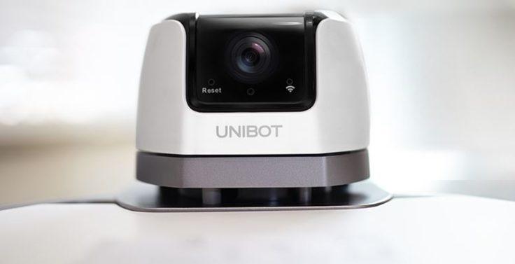 Ecovacs Unibot Saugroboter Kamera