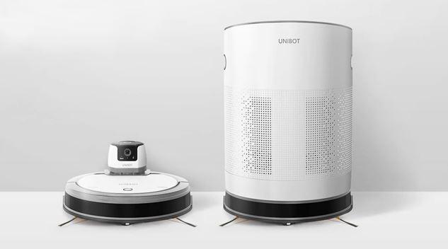 Ecovacs Unibot Saugroboter Luftfilter