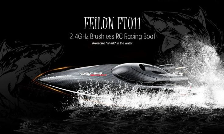 FeiLun FT011 RC-Boot