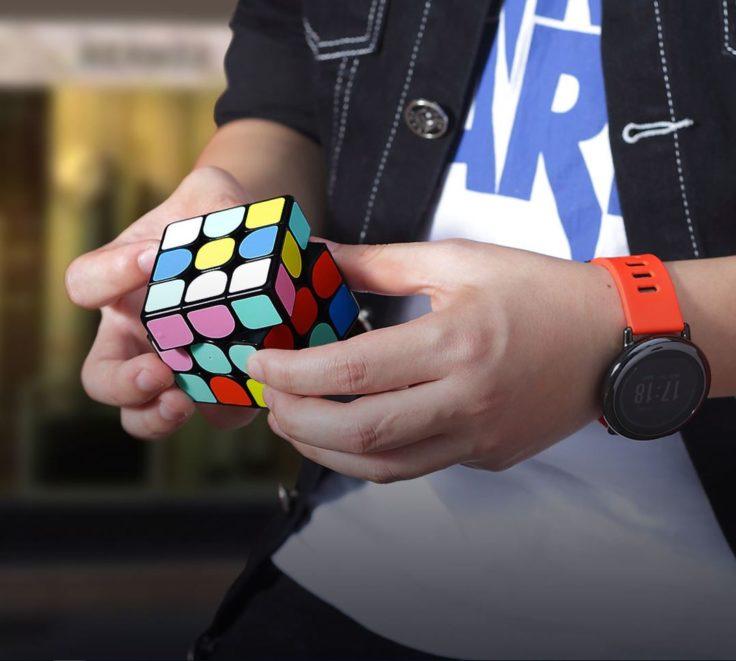 Giiker Supercube i3 Zauberwürfel Solve