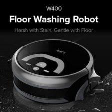 ILIFE W400 Wischroboter Design