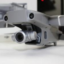 Mavic 2 Zoom Front und Kamera