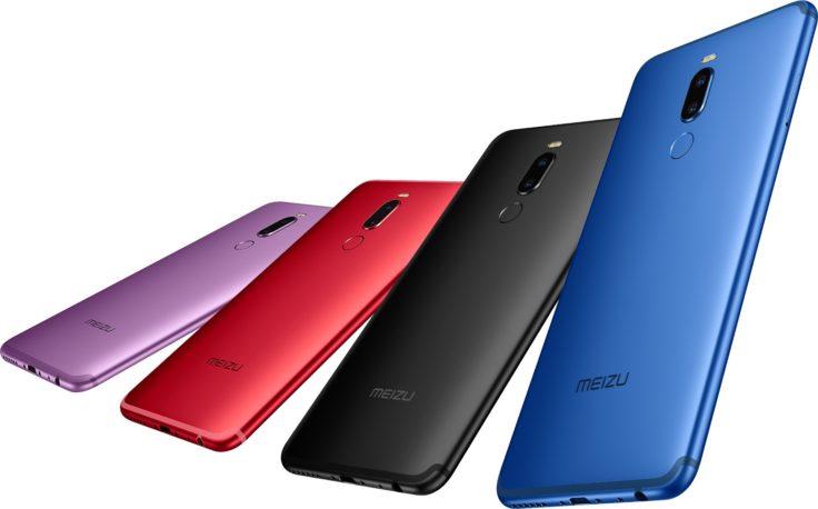 Meizu Note 8 Farben