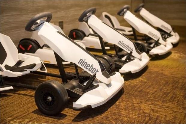 Ninebot Segway Gokart