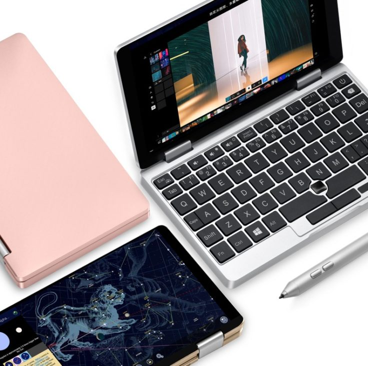 One Netbook One Mix Yoga 2