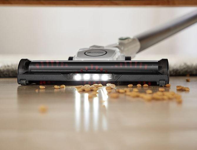 Proscenic P9 Akkustaubsauger LED-Leuchten