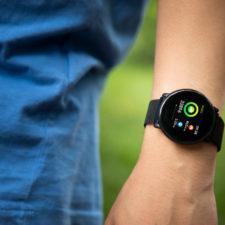 UMIDIGI UWatch Smartwatch am Arm