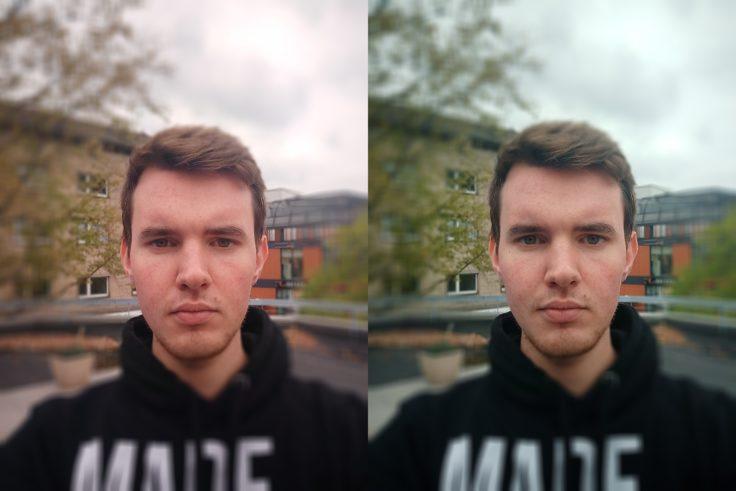 UmiDigi Z2 Pro Selfie Portrait