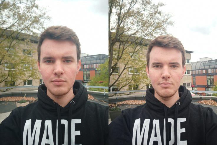 UmiDigi Z2 Pro Selfies