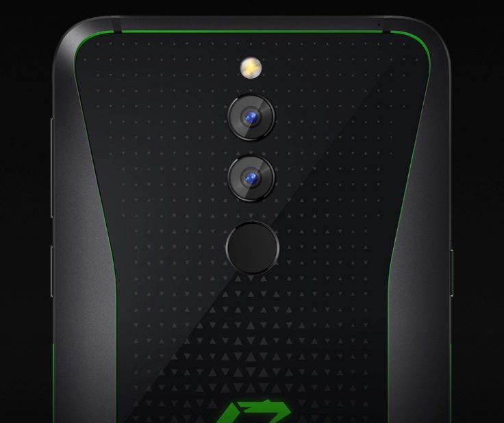 Xiaomi Black Shark Helo Kamera