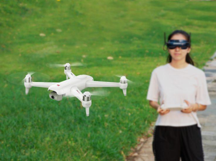 Xiaomi FIMI A3 Drohne FPV Brille