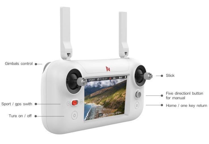 Xiaomi FIMI A3 Drohne Fernsteuerung