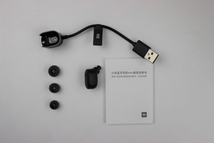 Xiaomi LYEJ05LM Mini Bluetooth Headset Lieferumfang