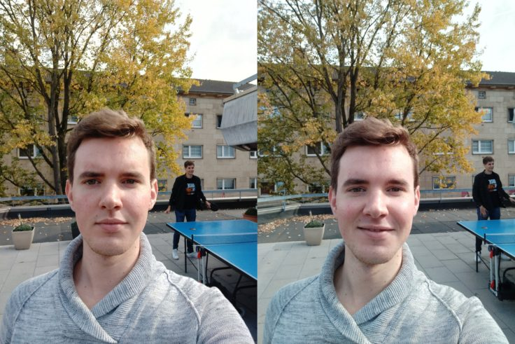 Xiaomi Redmi Note 6 Pro vs Note 5 Selfie