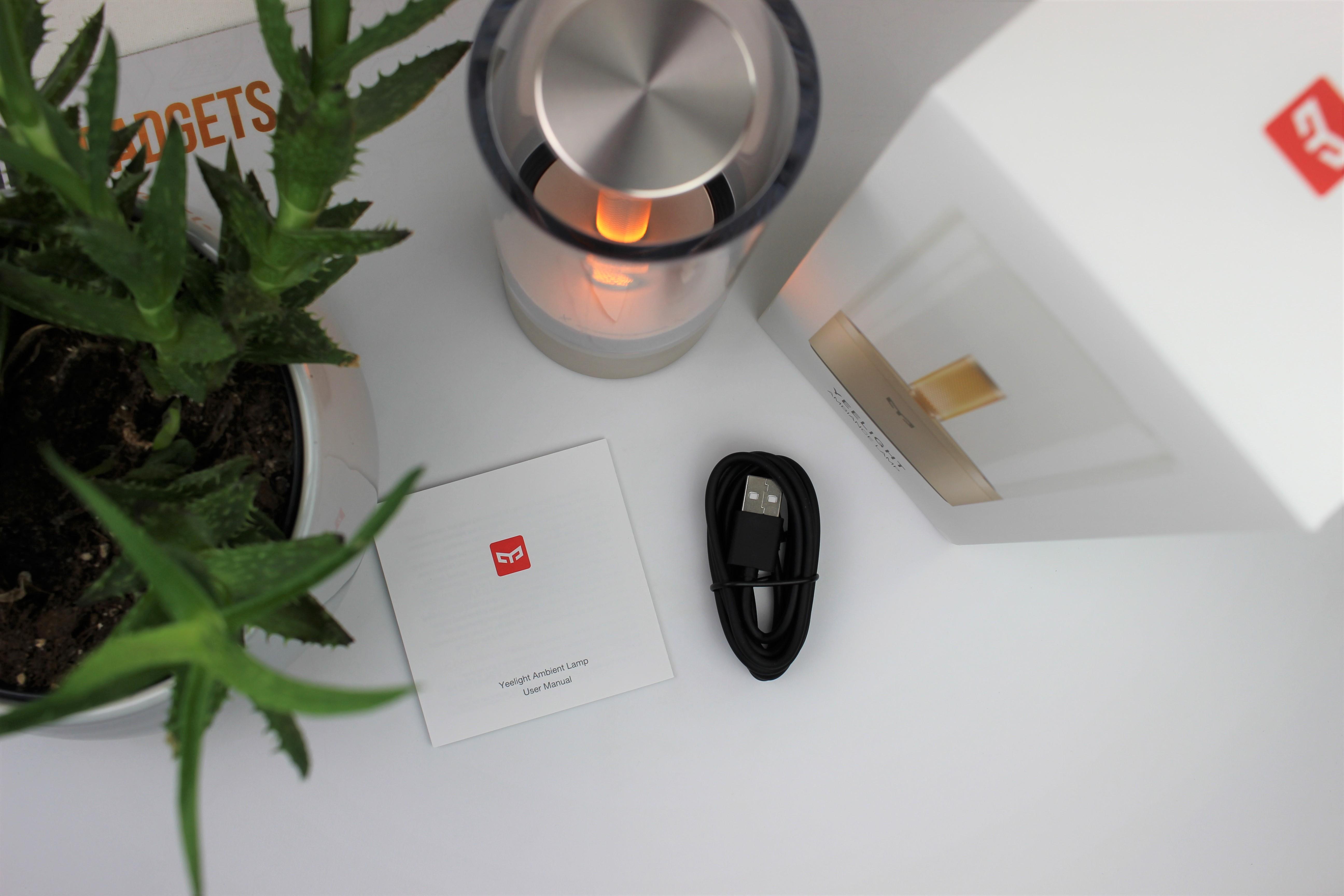 im test yeelight candela smartes kerzenlicht f r 31 86 aus eu. Black Bedroom Furniture Sets. Home Design Ideas