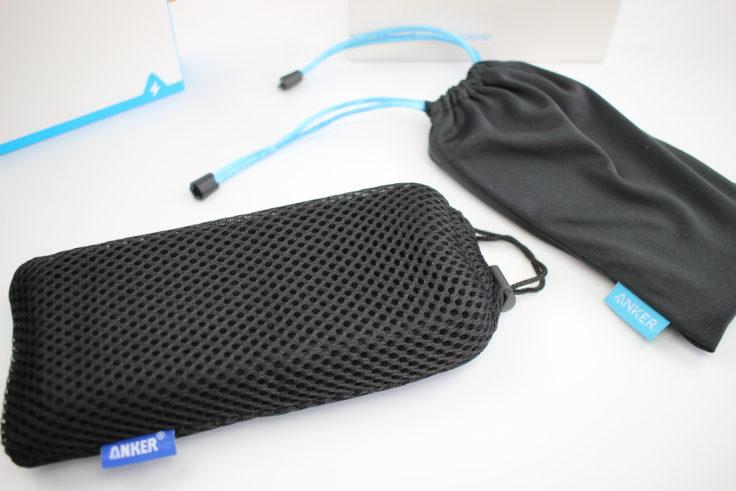 Anker PowerCore Lite Powerbank Taschen