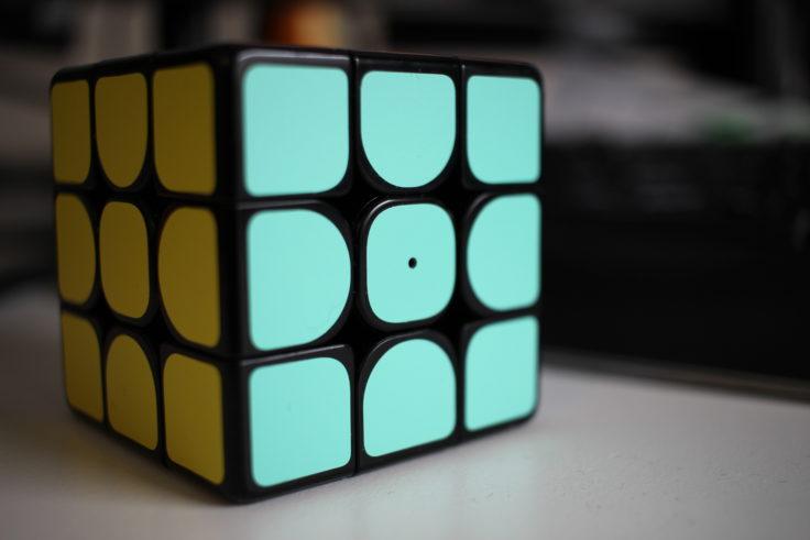 Giiker Supercube i3 Anschluss