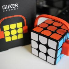 Giiker Supercube i3 mit Verpackung