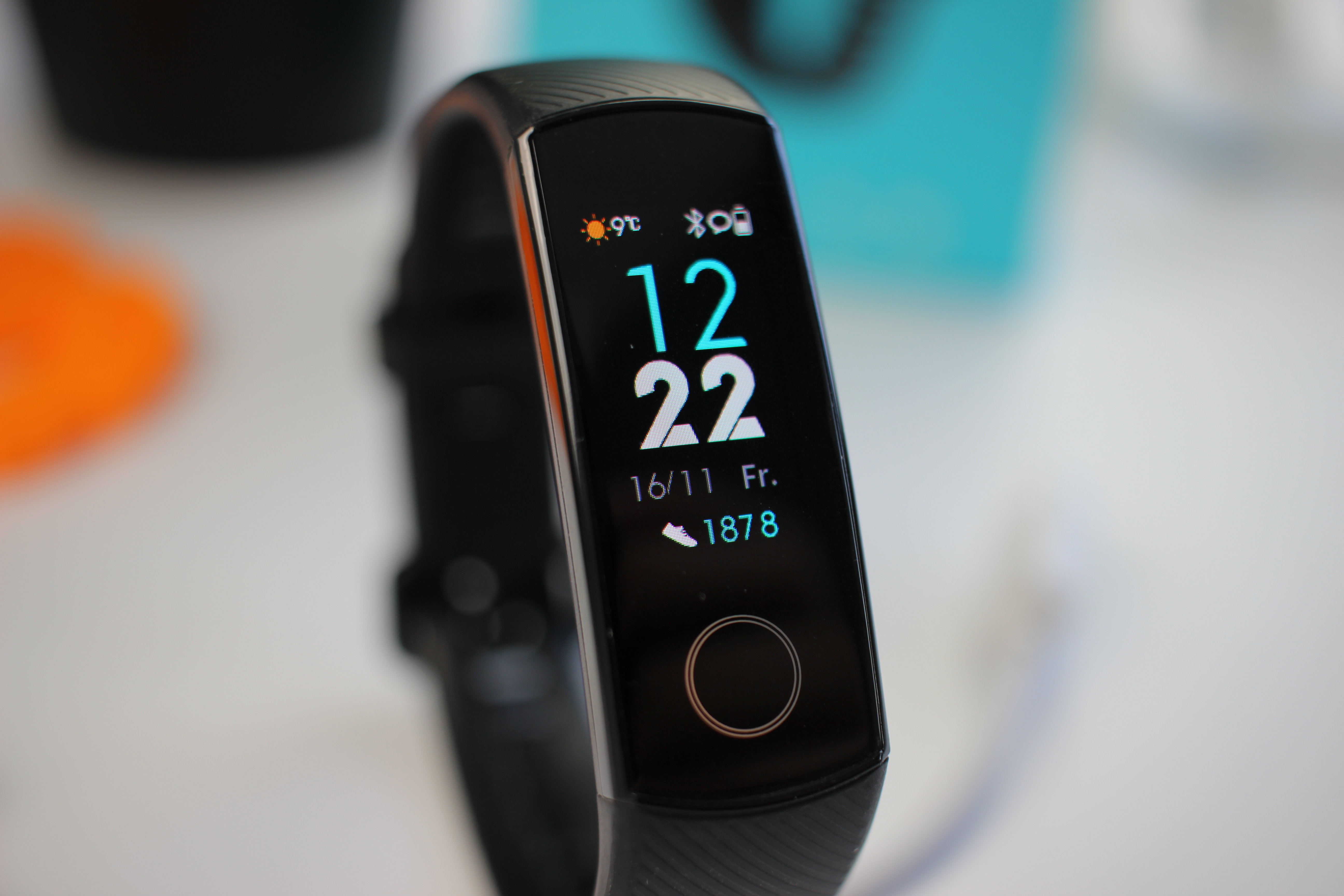 Honor Band 4 Fitness Tracker Mit 0 95 Zoll Amoled Display