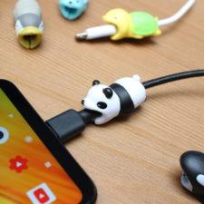 Kabelschutz Tier Panda