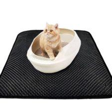 Streuschutzmatte Katze