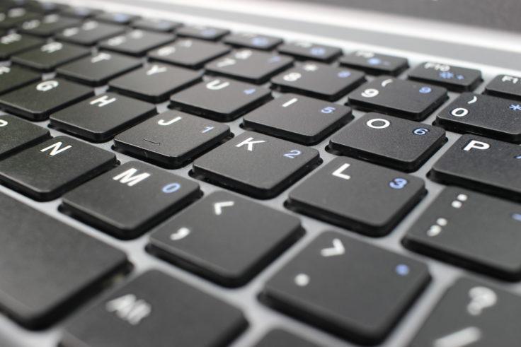 Teclast F6 Laptop Tastatur