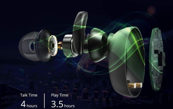 Tronsmart Spunky Buds Wireless In-Ear Treiber