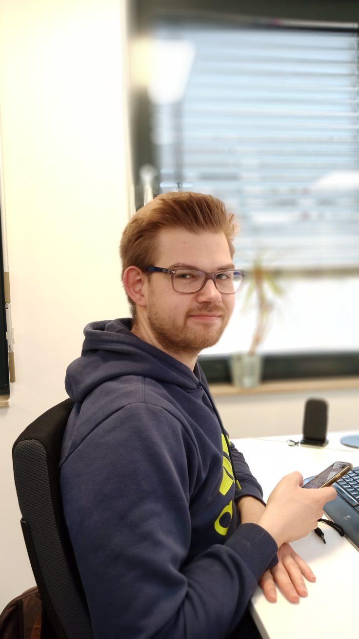 Vernee M8 Pro Testfoto Hauptkamera Portrait