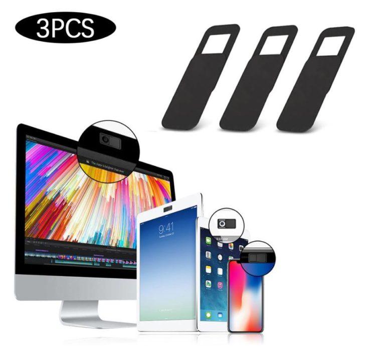 Webcam Cover 3er Pack
