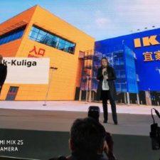 Xiaomi IKEA Partnerschaft Pressekonferenz