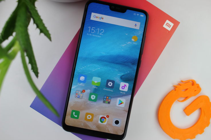 Xiaomi Mi 8 Lite Display