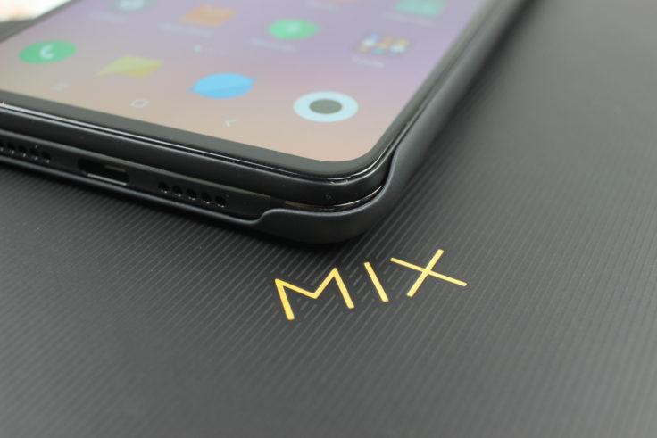 Xiaomi Mi Mix 3 Case Ecke Schutz