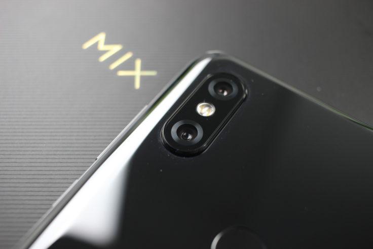 Xiaomi Mi Mix 3 Hautpkamera