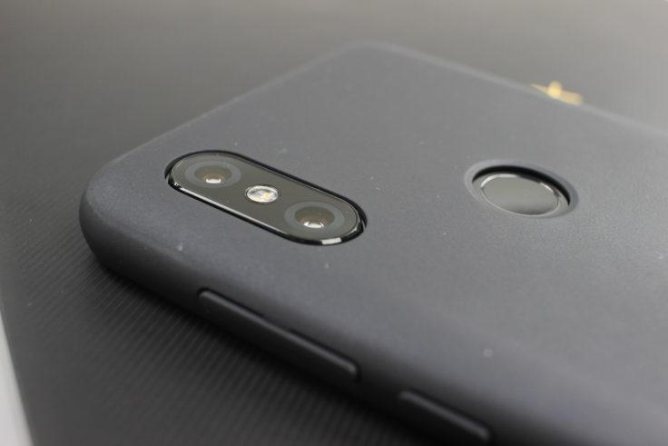 Xiaomi Mi Mix 3 Kamera Case