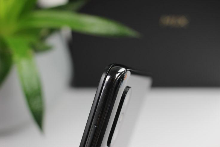 Xiaomi Mi Mix 3 Spaltmaß Kante