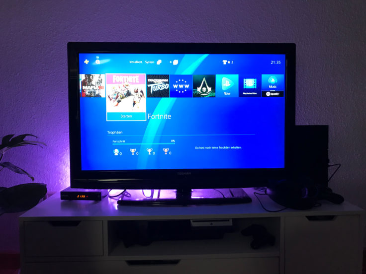 Yeelight LED Strip 2 Licht Fernseher