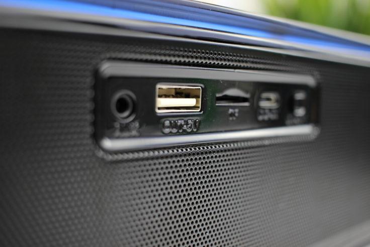 Zealot S7 Verarbeitung Beschriftung