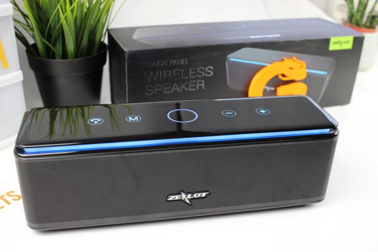 Zealot S7B Bluetooth Lautsprecher