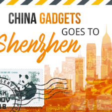China-Gadgets in Shenzhen