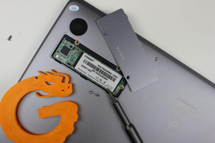 CHUWI LapBook SE M.2 SSD