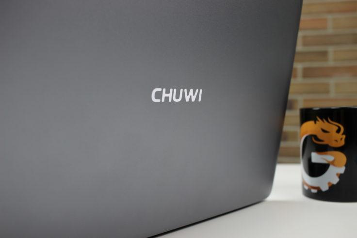 CHUWI LapBook SE Rückseite