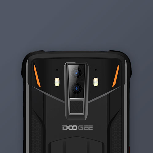 Doogee S90 Dual Kamera