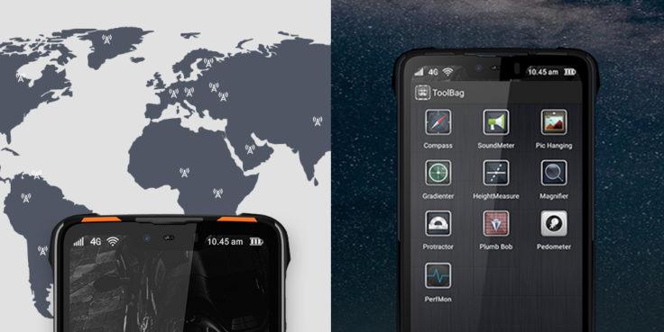 Doogee S90 LTE und Software