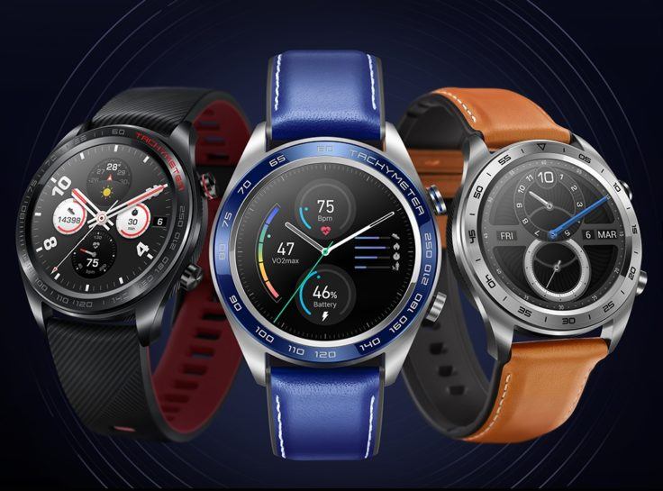 Honor Watch Magic Farbvarianten