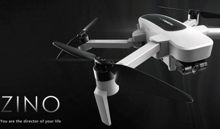 hubsan h117 zino drohne mit 4k kamera 3 achsen gimbal. Black Bedroom Furniture Sets. Home Design Ideas