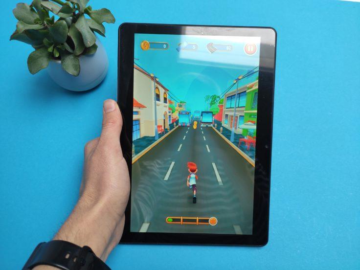 Teclast M20 Tablet Gaming