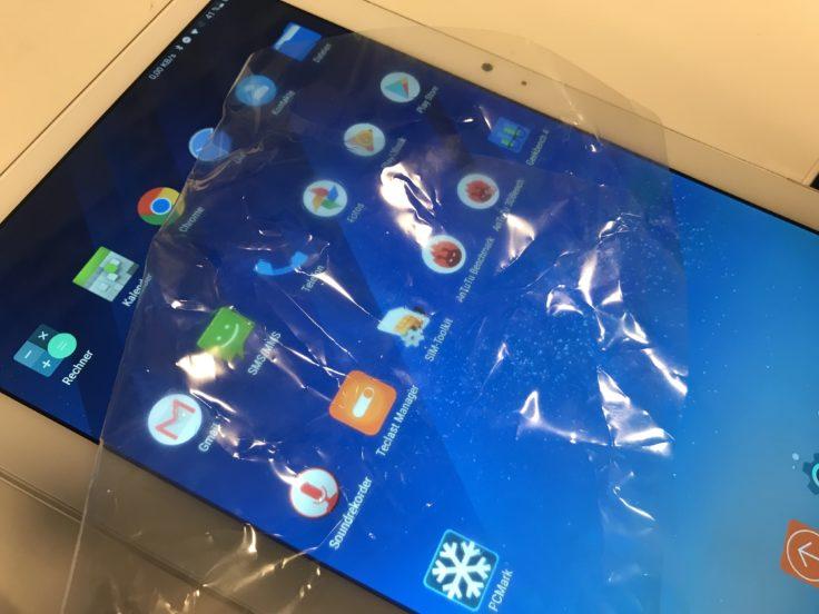 Teclast T20 Tablet Displayfolie