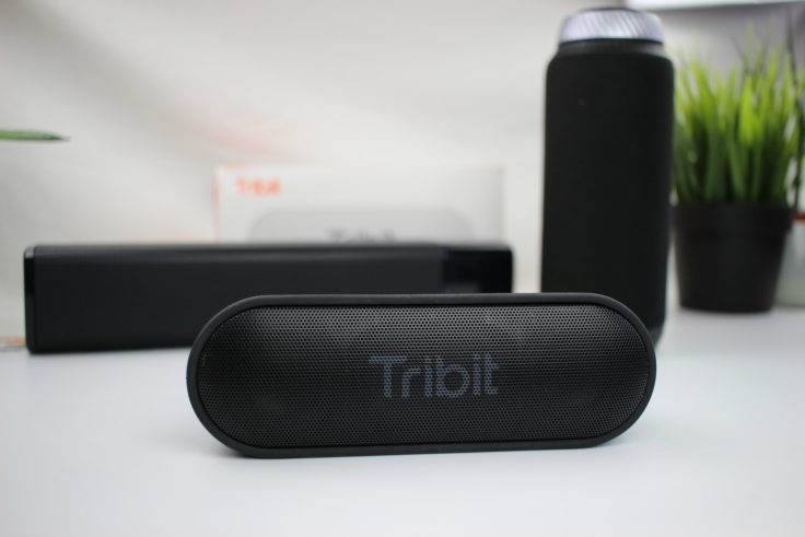 Tribit XSound Go Soundvergleich mit JKR und Tronsmart T6
